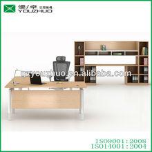 Tarrow-10 Modern simple wooden office table design
