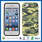 C&T Alibaba express Tpu gel Green design for iphone 5s case