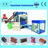 concrete block making machine QTY6-15A Iinterlocking brick machine small business machines manufacturers
