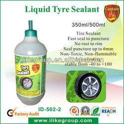 Liquid Tyre Sealant,Tubeless tyre sealant(SGS,RoHS,Reach,TUV)