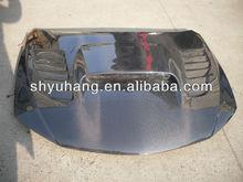 Fit for subaru grb sti carbon fiber bonnet hood vented