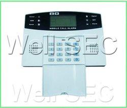 A New GSM Wireless LCD Alarm System, Alarmas de GSM, WL1014