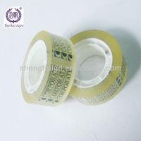 bopp film and acrylic glue crystal stationery adhesive tape