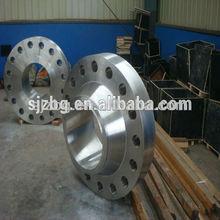 BG astm a105 carbon steel weld neck flange for ships