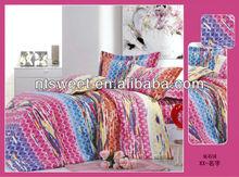 bedding set,100% polyester fabric,80gsm elegent design,exporter,manufacturer