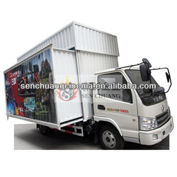 New style Mobile 5D Cinema in China