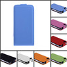 Manufacturer Wholesale High Quality Vertival Magnet Slim Fit PU Leather Flip Mobile Phone Cover
