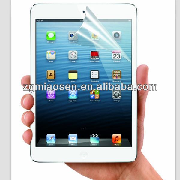 oem laptop mirror screen protector for apple ipad 2,anti-scratch screen guard