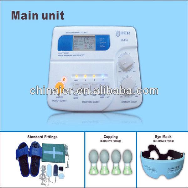 التحفيز الكهربائي ea-f24 جهاز العلاج الطبيعي