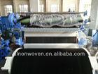 fiber opening and carding machine