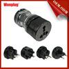 Best design CE ROHS powerful multi philippines universal travel plug adapter