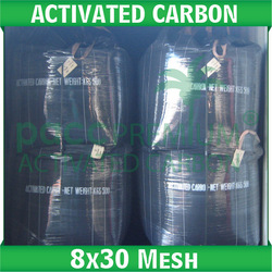 8x30 Mesh Granular Activated Carbon