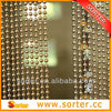 Shimmer Metal ball chain string curtains ad divider