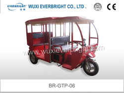 New 3 wheel motorcycle made in chima
