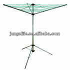 3 arms tripod stand Rotary Clothes line Airer&Portable laundry Rack for hanging and drying