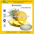 Gmp Certified fornecimento fabricante de alta qualidade enzima bromelina