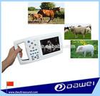 vet handheld ultrasound scanner & B mode black and white image ultrasound machine for animals