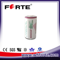 High power type lithium thionyl chloride battery