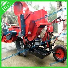 rice cutting harvesting machine/small rice harveste/paddy rice harvester