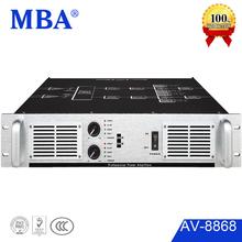 2013 SAV-8868 Toshiba Tube AMPLIFIER static power consumption