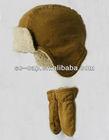 hat+mitten for babies