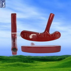 Fashionable graceful forged golf putter