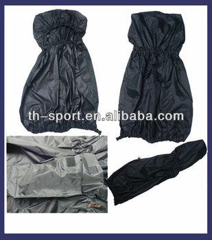 Quality unique pvc golf bag rain cover
