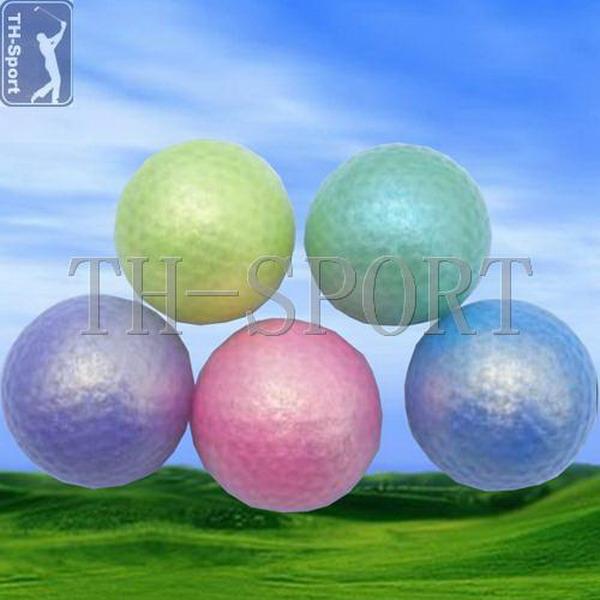 Super quality novelty practice golf balls