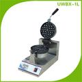 Restaurant Commercial numérique de contrôle Rotary gaufrier / équipement de la Machine UWBX-1L