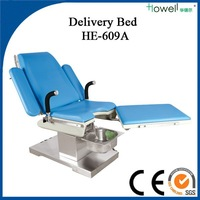 Medical Equipments Hospital Electric Labor And Delivery Bed