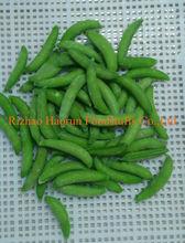 IQF frozen sugar snap peas