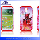 new mobile skin for s4 plastic mobile phone cover