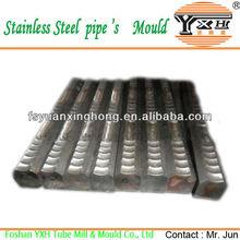 Stainless Steel Pipe Embossing Machine Mould/Roller/Die
