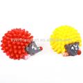 Animal chien jouets/hérisson jouets pour animaux de compagnie/hérisson jouet pour animaux de compagnie