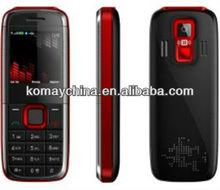 KOMAY 2013 hot selling 2 sim cards cheap mobile mini 5130