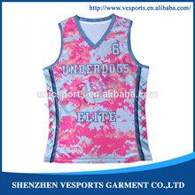 Factory shop Canada League basketball jerseys