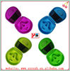 Colorful eva hard case for earphone,eva hard headphone case