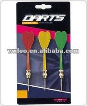 Dart Set, Includes 3 x 12g Zinc-plated Dart and PE Flights