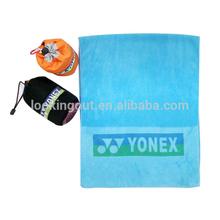 badminton pingpong tennis custom antibacterial sports towel