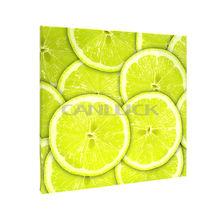 Wall Canvas Art For Decor/ Lemon Pictures/ Kitchen Decor Art