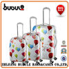promotion gift hard luggage PC trolley/ travel bags