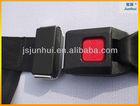 Seat belt universal and fashion plastic web belt buckle