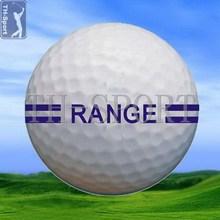 Designer unique pon golf ball