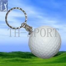 New style stylish golf ball stamp logo