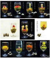 Flower Green Tea Ball,Dancing Flower,Blooming Tea