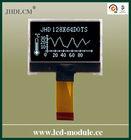 clear screen lcd module low power JHD12864-G106BTW-BL