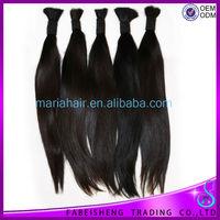 Top quality 6A Wholesale wavy cheap 100% brazilian virgin human hair bulk