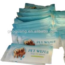 Antibacterial Pet Wet Wipes/Pet Grooming Product