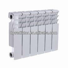 Die-cast Short aluminum radiator