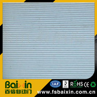 Manual galvanized steel roller shutter door